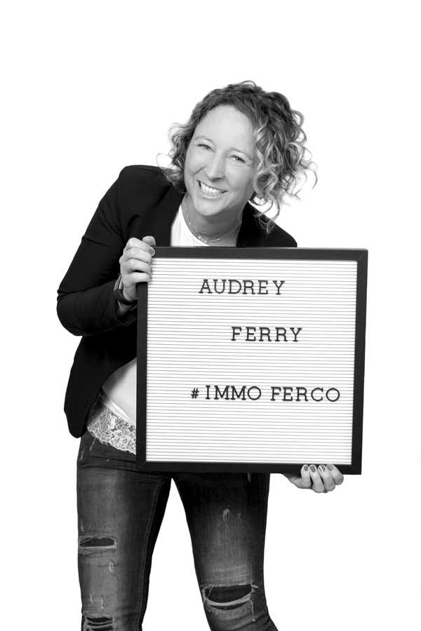 AUDREY FERRY