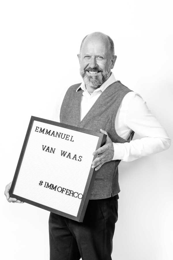 EMMANUEL VAN WAAS