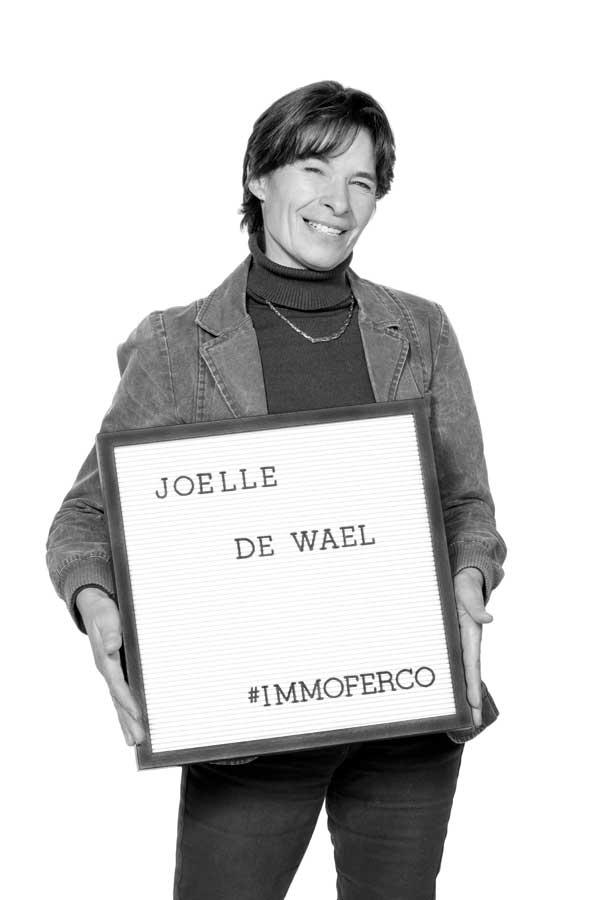 JOELLE DE WAEL