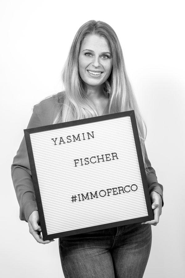 YASMIN FISCHER
